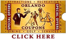 Orlando Coupons Graphic